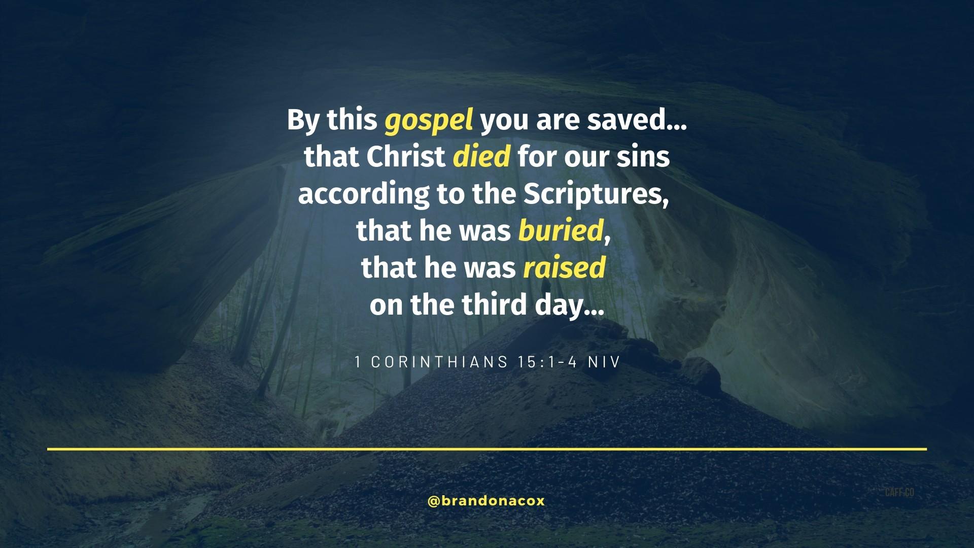 This Gospel