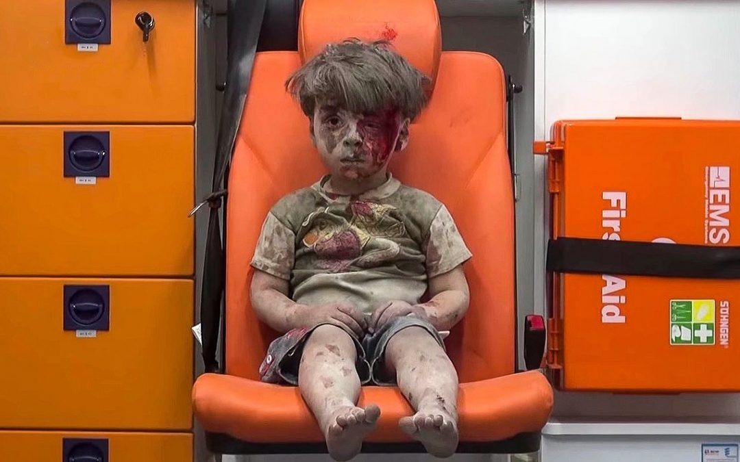 From Aleppo to Arkansas, Little Boys are Precious