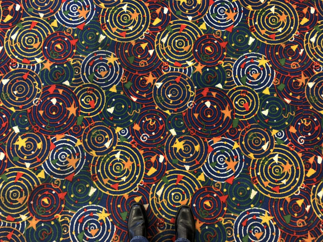 Wild Church Carpet