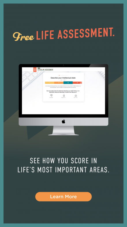 Take the LifeScore Assessment