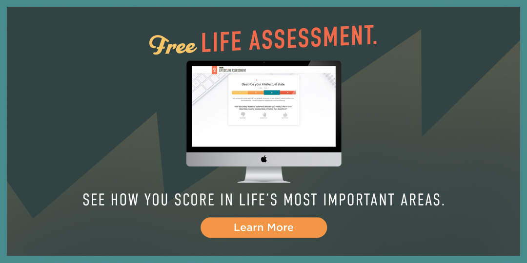 Take the LifeScore Assessment