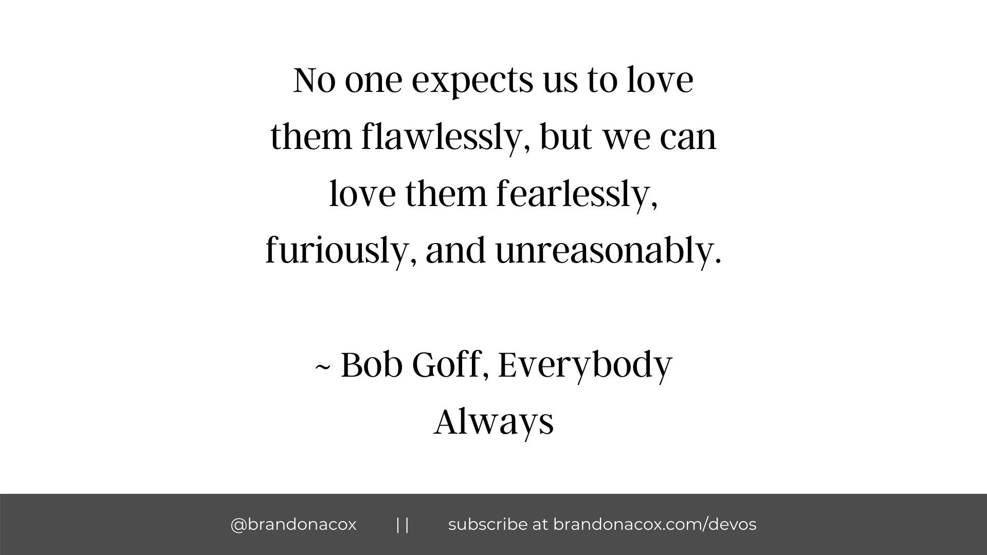 Love Everybody Always
