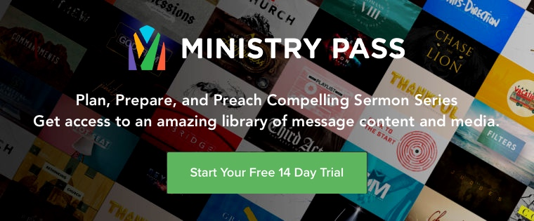 Start Your 14-Day Free Trial of Ministry Pass