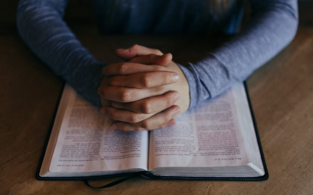Powerful Prayers Happen When We Partner Together with God