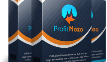 ProfitMozo Landing Pages for Lead Generation and List Building