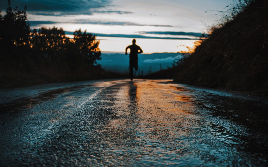Running and Training and Discipline