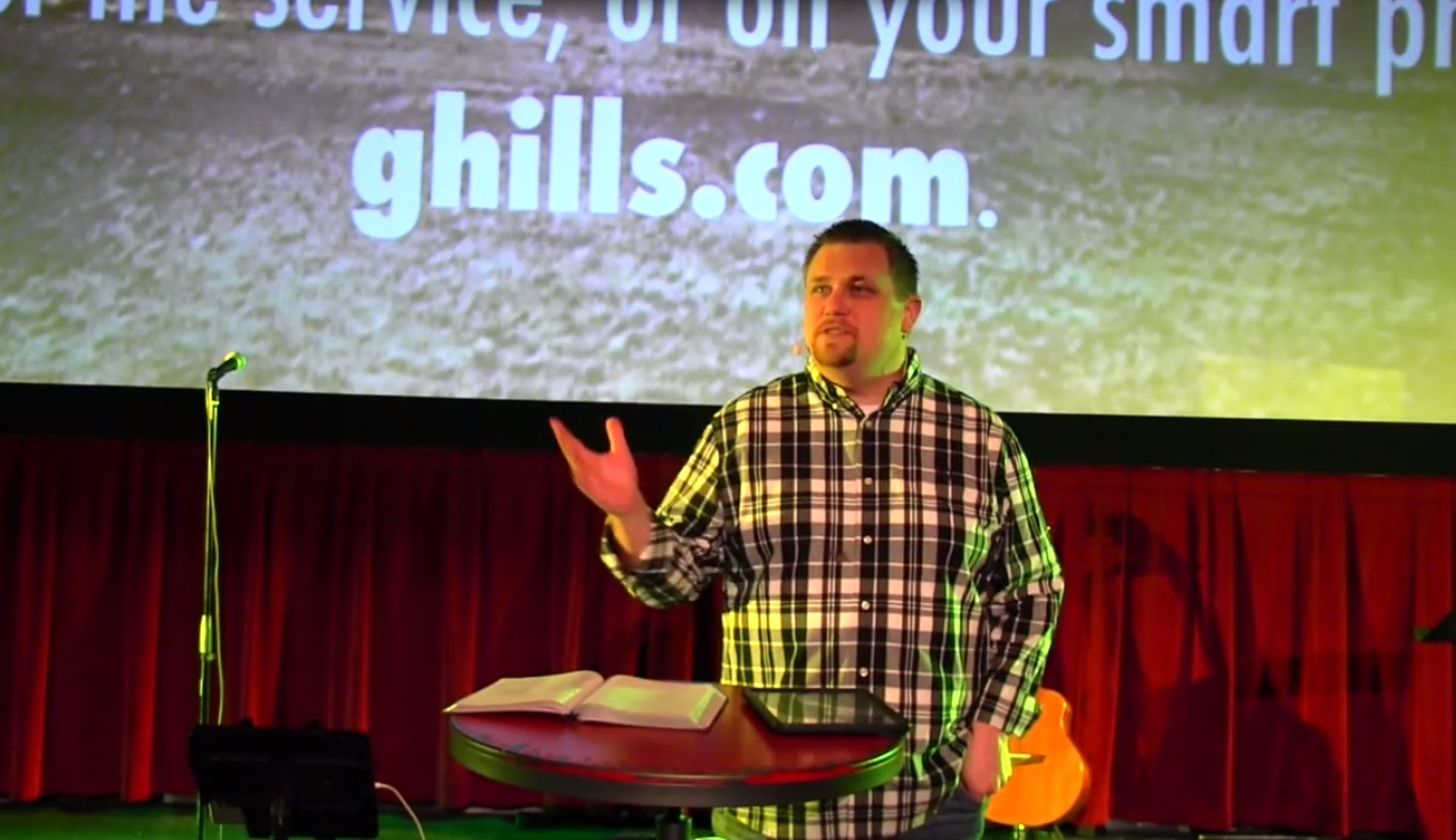 Preaching and Teaching at Grace Hills Church