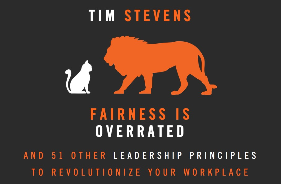 Tim Stevens: Embracing the Pain of Growth