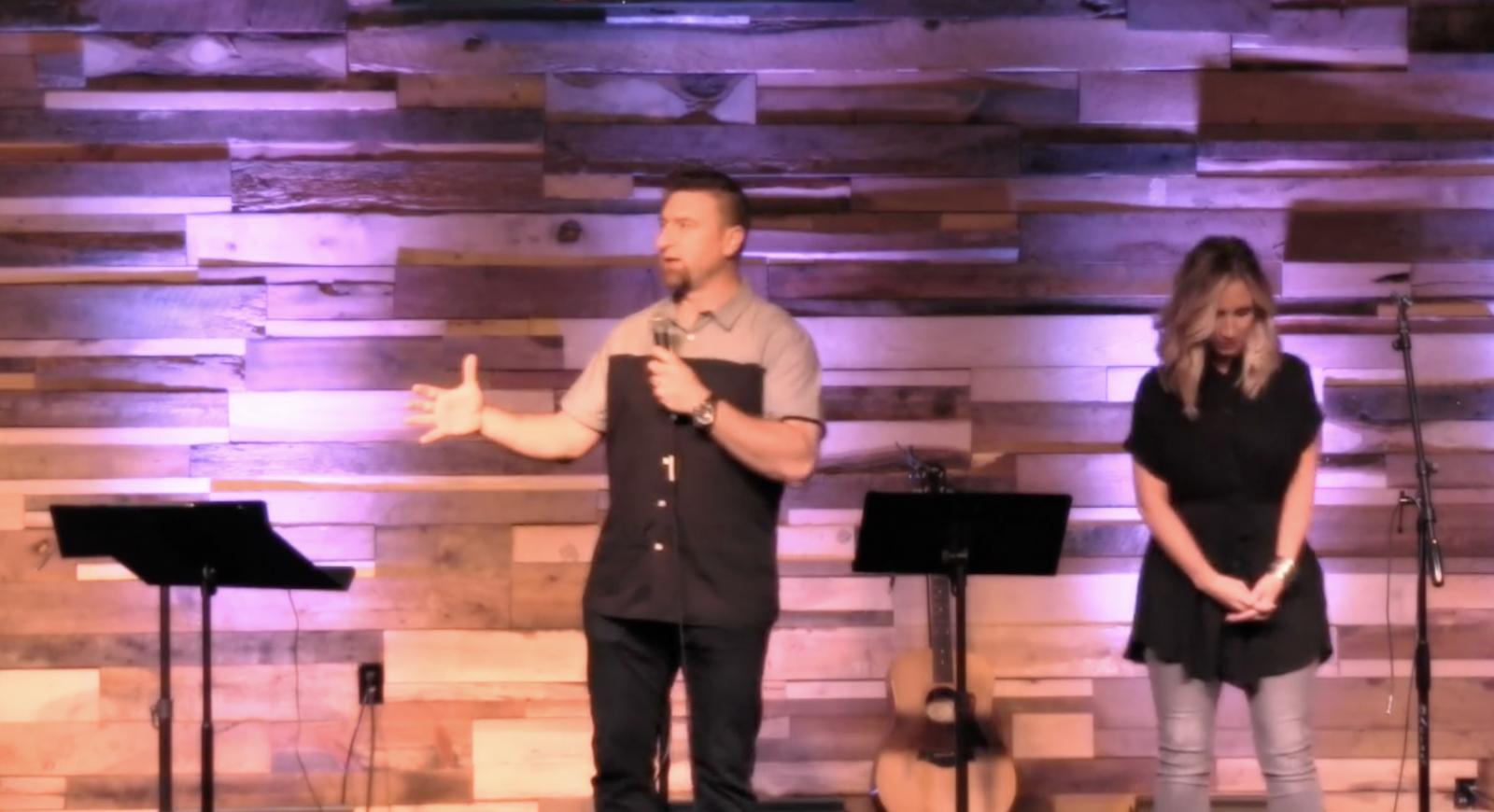 Scott and Cheryl Smith Faith Testimony