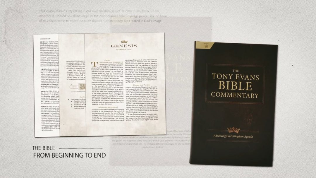 Tony Evans Bible Commentary