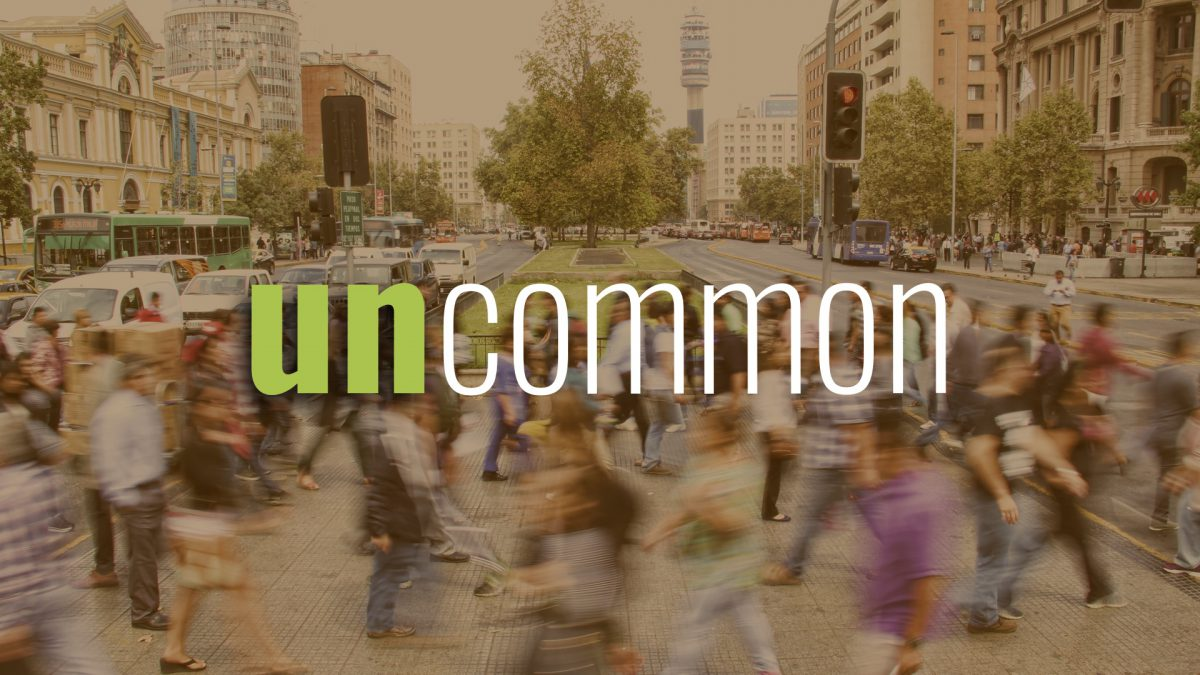 UnCommon Sermon Series