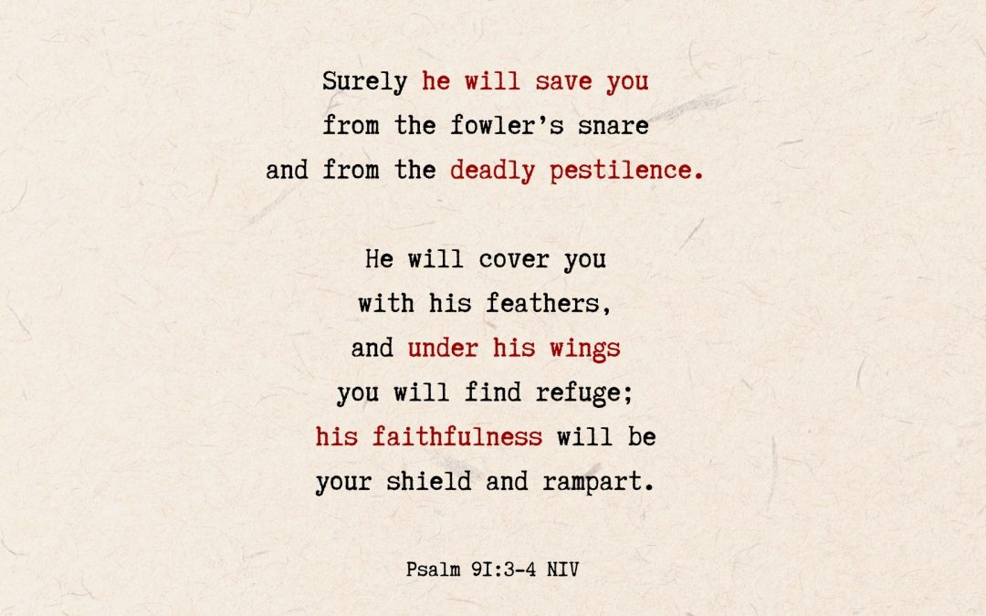 God Fiercely Protects His People