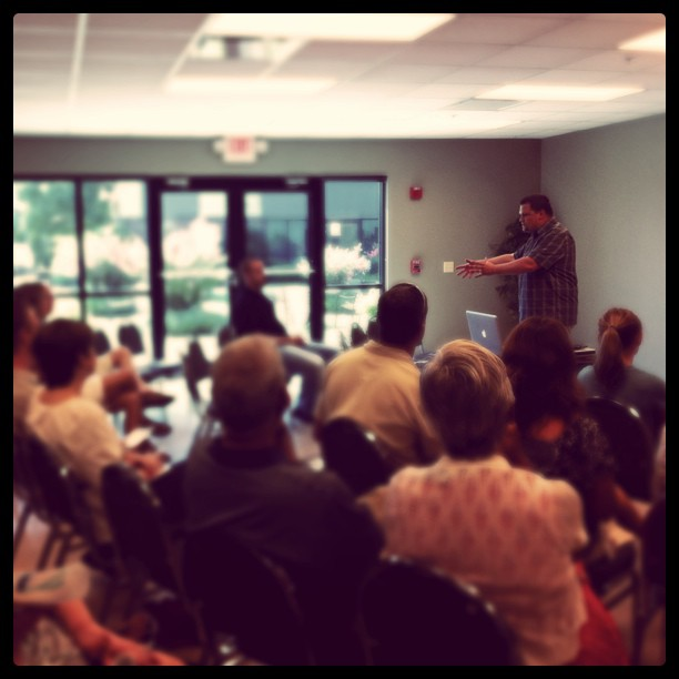 Casting the Vision for a New Church Plant