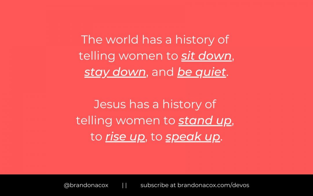 God's Word for Women: Rise Up!