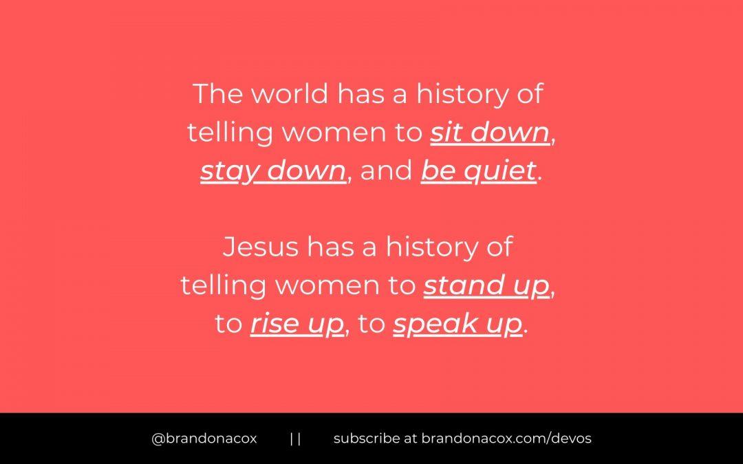 Women Rise Up