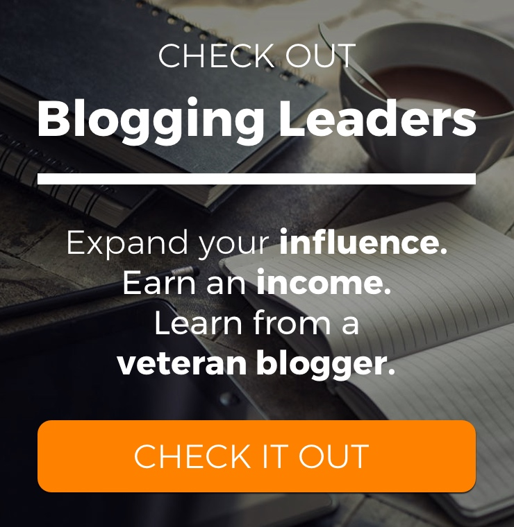 Blogging Leaders