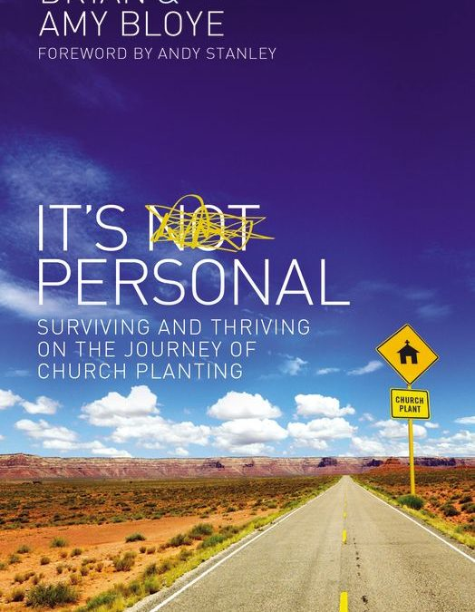 The Church Planting Journey Is Rather Personal