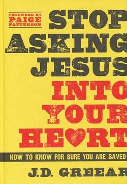 Stop Asking Jesus